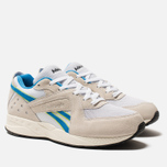 Мужские кроссовки Reebok x Adsum Pyro Classic White/Blue/Lime фото- 2