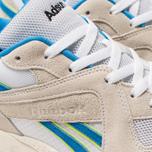 Мужские кроссовки Reebok x Adsum Pyro Classic White/Blue/Lime фото- 6