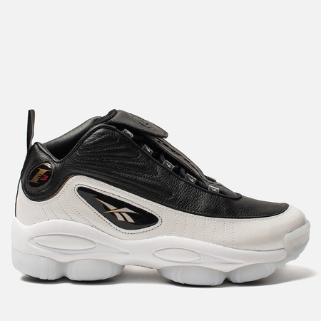 Мужские кроссовки Reebok Iverson Legacy Black/White/Red/Brass