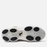 Мужские кроссовки Reebok Iverson Legacy Black/White/Red/Brass фото- 4