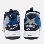 Мужские кроссовки Reebok x Beams Instapump Fury Affiliates Navy/White/Royal/Grey фото- 3