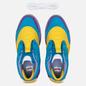 Мужские кроссовки Reebok x Billionaire Boys Club Ice Cream Answer V MU Blue/Purple/Yellow фото - 1