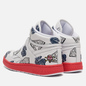 Мужские кроссовки Reebok x Billionaire Boys Club Ice Cream BB4600 White/Pantone/Collegiate Navy фото - 2