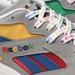 Мужские кроссовки Reebok x Billy's Aztrek Grey/Cobalt/Big Green фото- 6