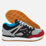 Мужские кроссовки Reebok x Bodega Ventilator CN Terry Blay Grey/Red/Black фото- 2