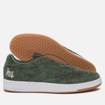 Мужские кроссовки Reebok x Curren$y Club C 85 Jet Life Primal Green/White фото- 2