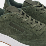 Мужские кроссовки Reebok x Curren$y Club C 85 Jet Life Primal Green/White фото- 5