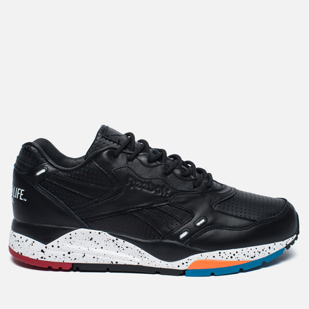 Мужские кроссовки Reebok x Distinct Life Bolton DV Takubeats Black/Electric Blue/Green