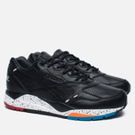 Мужские кроссовки Reebok x Distinct Life Bolton DV Takubeats Black/Electric Blue/Green фото- 1