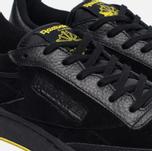 Мужские кроссовки Reebok x Distinct Life Club C 85 Inventor Pack Black/Bright Yellow/Scarlet фото- 5