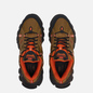 Мужские кроссовки Reebok x Eastlogue DMX Trail Shadow Golden Brown/Black/ Orange Dusk фото - 1