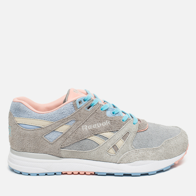 Мужские кроссовки Reebok x END. Ventilator CN Husky Snowy Grey/Baseball Grey/Medium Grey Heather