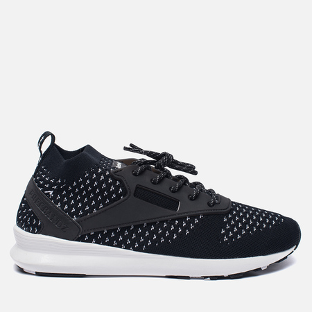 Мужские кроссовки Reebok x Future Zoku Runner Ultraknit IS Black/White