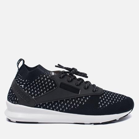 Мужские кроссовки Reebok x Future Zoku Runner Ultraknit IS Black/White