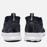Мужские кроссовки Reebok x Future Zoku Runner Ultraknit IS Black/White фото- 5