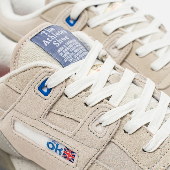 Мужские кроссовки Reebok x Garbstore Workout Low Plus Off White/Cleat Grey