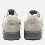 Reebok x Garbstore Workout Low Plus Men's Sneakers Off White/Cleat Grey photo- 3