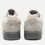 Мужские кроссовки Reebok x Garbstore Workout Low Plus Off White/Cleat Grey фото- 3