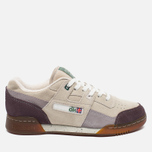 Мужские кроссовки Reebok x Garbstore Workout Plus Low Stucco/Almost Grey/Cool Shadow фото- 0