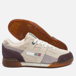 Мужские кроссовки Reebok x Garbstore Workout Plus Low Stucco/Almost Grey/Cool Shadow фото- 2