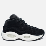 Мужские кроссовки Reebok x Hall Of Fame Question Mid Black/Braid фото- 0