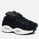Мужские кроссовки Reebok x Hall Of Fame Question Mid Black/Braid фото- 1