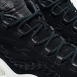 Мужские кроссовки Reebok x Hall Of Fame Question Mid Black/Braid фото- 5