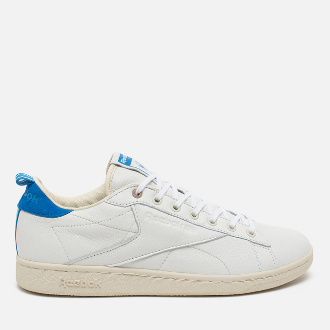 Мужские кроссовки Reebok x Highs & Lows NPC UK Whte/Paper White/Electric Blue