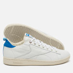 Мужские кроссовки Reebok x Highs & Lows NPC UK Whte/Paper White/Electric Blue фото- 2