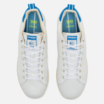 Мужские кроссовки Reebok x Highs & Lows NPC UK Whte/Paper White/Electric Blue фото- 3