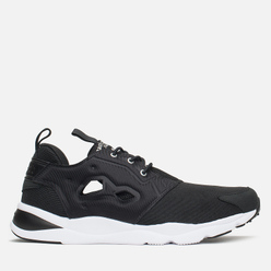 Мужские кроссовки Reebok x Mastermind Furylite Affiliates Black/Red Rush/White
