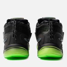 Мужские кроссовки Reebok x MISBHV Daytona DMX Black/Black/Green фото- 2