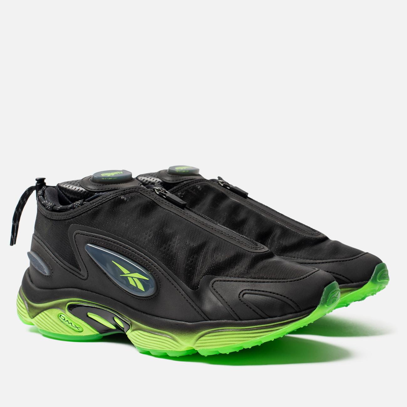 Мужские кроссовки Reebok x MISBHV Daytona DMX Black/Black/Green