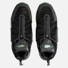Мужские кроссовки Reebok x MISBHV Daytona DMX Black/Black/Green фото- 1
