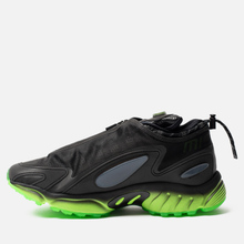 Мужские кроссовки Reebok x MISBHV Daytona DMX Black/Black/Green фото- 4