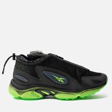Мужские кроссовки Reebok x MISBHV Daytona DMX Black/Black/Green фото- 3