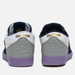 Мужские кроссовки Reebok x Mita Sneakers x Flaph Workout Low Clean Navy/Violet/White фото- 5