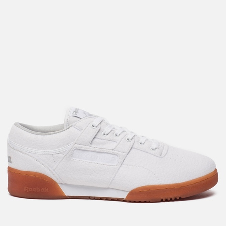 Мужские кроссовки Reebok x Solebox Workout Lo Clean White/Awsome Blue