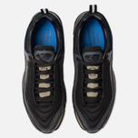 Мужские кроссовки Reebok x Vainl Archive Daytona DMX MU Black/Grey/Teal/Blue фото- 4