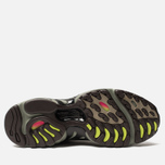Мужские кроссовки Reebok x Vainl Archive Daytona DMX MU Green Sage/Black/Lime/Dark Brown фото- 4