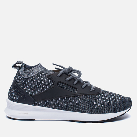 Мужские кроссовки Reebok Zoku Runner Ultraknit HT Coal/Black/Medium Grey