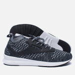 Мужские кроссовки Reebok Zoku Runner Ultraknit HT Coal/Black/Medium Grey фото- 1