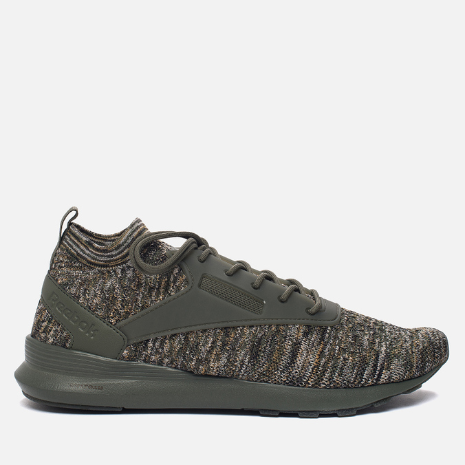 Мужские кроссовки Reebok Zoku Runner Ultraknit Multi/Hunter Green