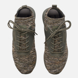 Мужские кроссовки Reebok Zoku Runner Ultraknit Multi/Hunter Green фото- 4