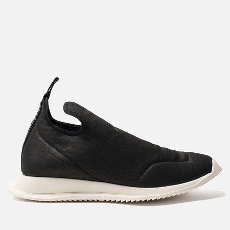 Мужские кроссовки Rick Owens DRKSHDW New Runner Black/Milk/Milk