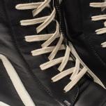 Мужские кроссовки Rick Owens Geobasket Black/Milk фото- 6