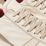 Мужские кроссовки Rick Owens New Vintage Runner Lace Up Parchment Combo Milk/Pearl фото- 6