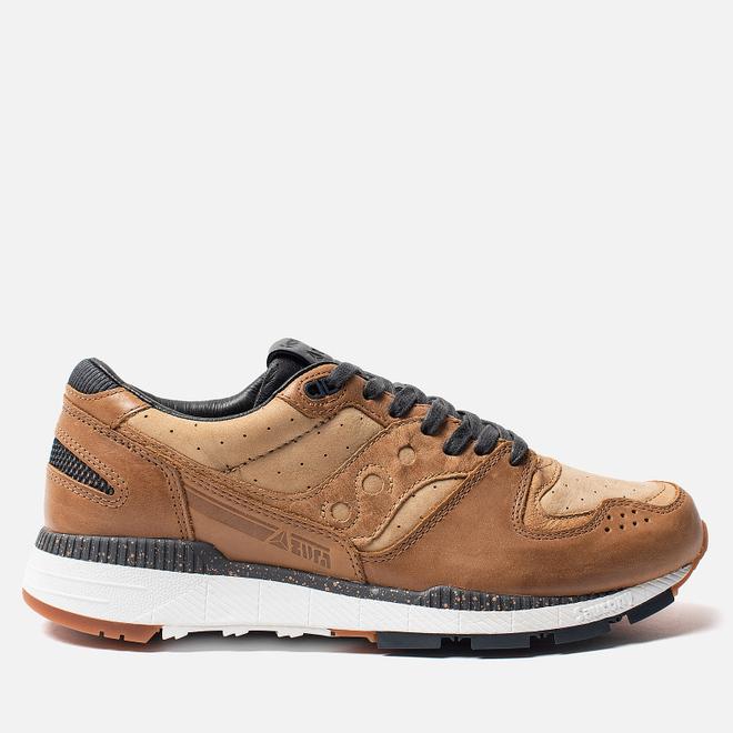 Мужские кроссовки Saucony Azura Brown