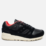 Мужские кроссовки Saucony Grid SD Boston Public Garden Pack Black фото- 0