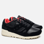 Мужские кроссовки Saucony Grid SD Boston Public Garden Pack Black фото- 1